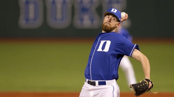 Asheville Christian Academy graduate Bailey Clark is a sophomore at Duke.