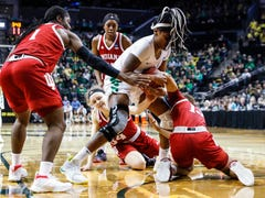 Triple-double by Oregon's Sabrina Ionescu ends IU's season in second round of NCAA tourney