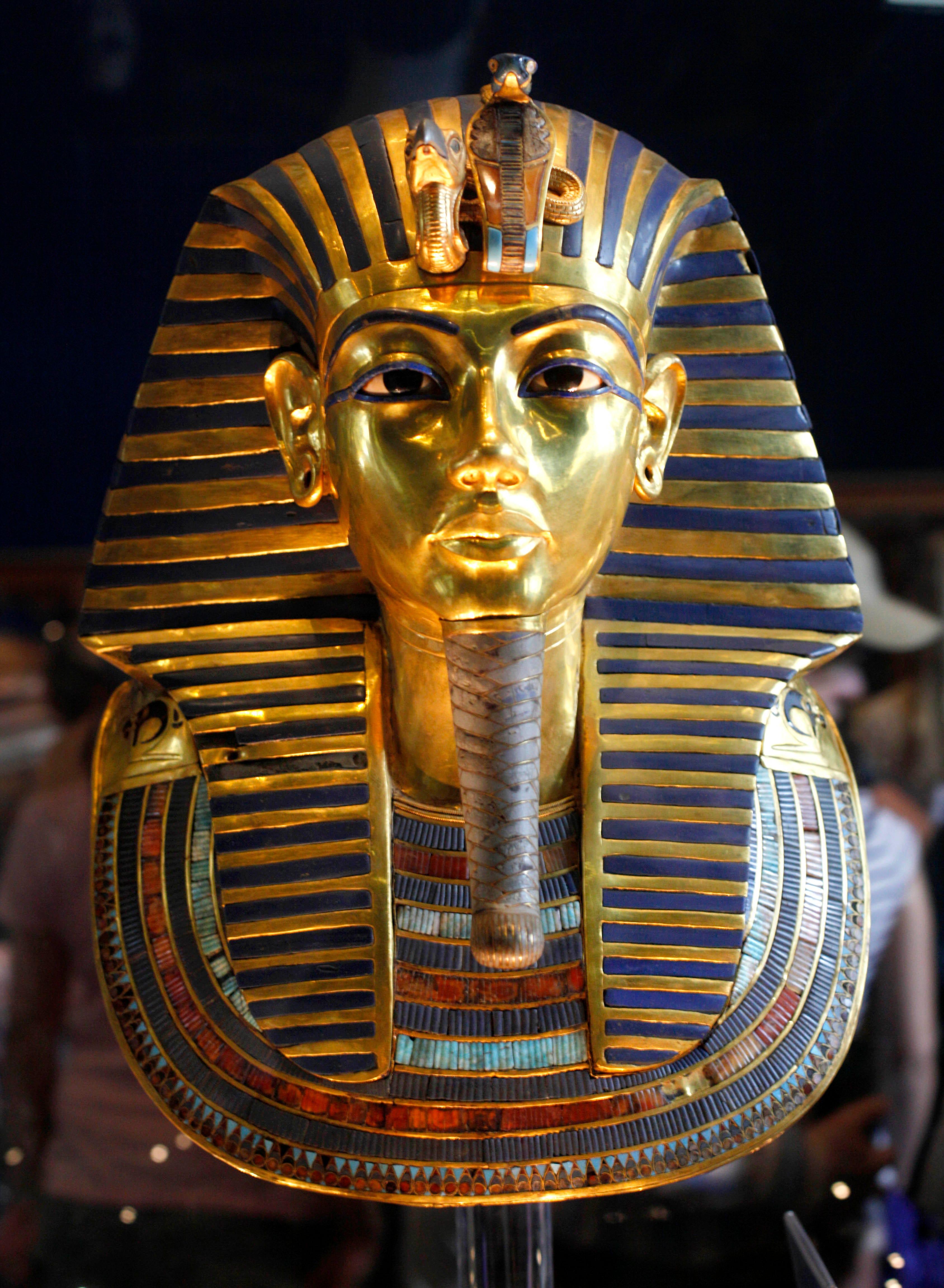 Tutankhamun - Wikipedia