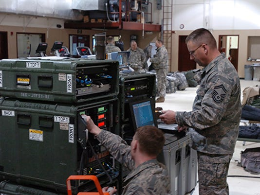 Wisconsin National Guard provides communications support in Alaska disaster exercise