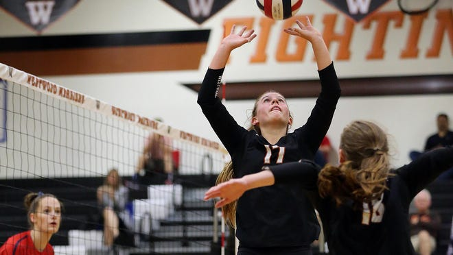 Westwood's Kenzie Beckham, one of the leading returning assist leaders in the state, anchors a talented Warrior team that opens the season ranked atop the American-Statesman's Class 6A poll.