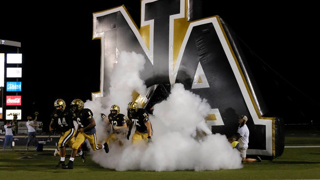 Photo gallery from the high school football game between North Augusta and Aiken on October. 23, 2020 in Augusta, Ga.