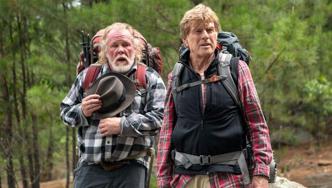The Legend Stars In An Adaptation Of Bill Bryson S Trip On The Appalachian Trail