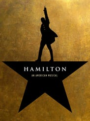"""Hamilton: An American Musical"" is headed to the Des"