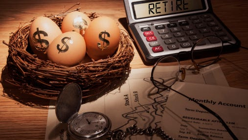 Retirement savings is important at every age.