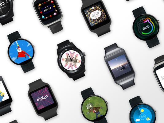 Android Wear watch faces 635538108446941586-1GooglePlayHomeBanner-fullWhite-3840x2160-2