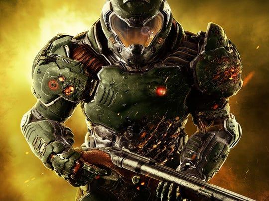 Doom 2016.