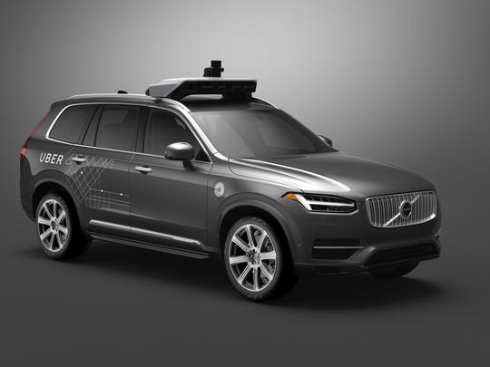Uber has forged a $300 million partnership with Volvo