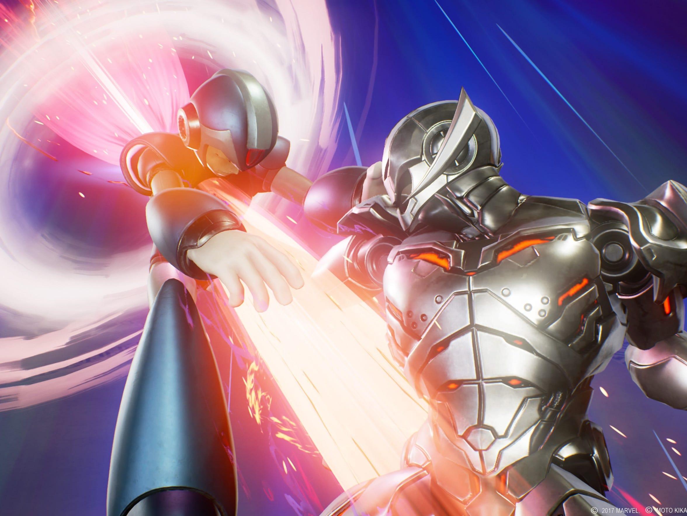 The Marvel vs. Capcom: Infinite universe continues