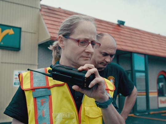 "Fire Chief Jan Rader fights drug overdoses in the documentary ""Heroin(e)."""