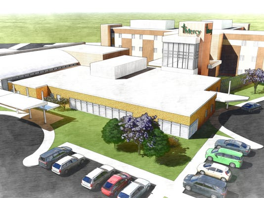 Mercy S 100 Bed Psychiatric Hospital Planned For Clive