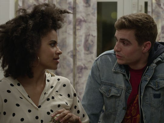 Zazie Beetz and Dave Franco play a couple in Netflix