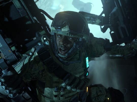 "The campaign in ""Advanced Warfare"" is longer than your typical shooter."