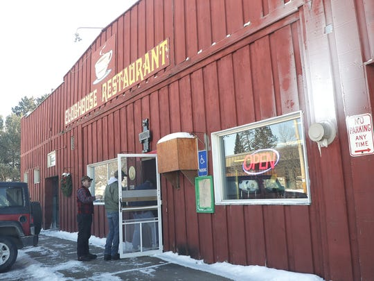 The Clubhouse Restaurant in Laona. Town residents are among those opposed to a proposal to rent a home for a convicted sex offender in a remote location in the Chequamegon-Nicolet National Forest.