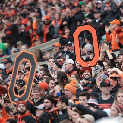 Oregon State Beavers 2017 football schedule released