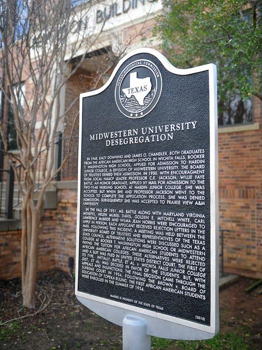 MSU Historical Marker