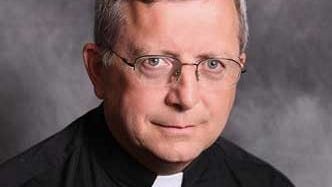 Patrick Dowling was identified by the Diocese of Jefferson County in Missouri as the priest who prayed with the victim of an auto accident earlier this month.