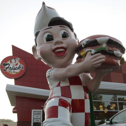 The Frisch's Big Boy on Plainfield Rd. in Blue Ash