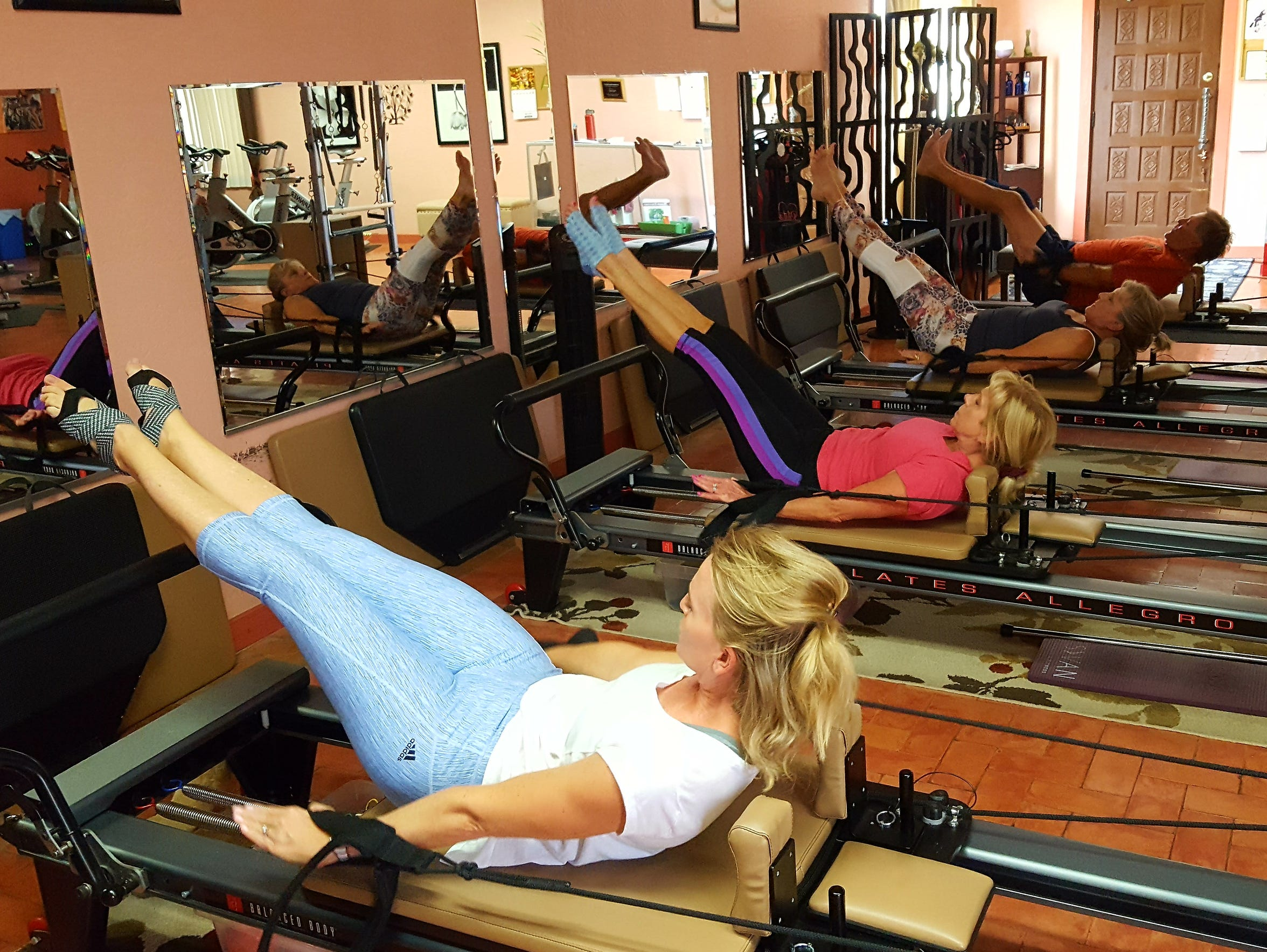 Life in Balance Pilates Studio in Downtown Las Cruces