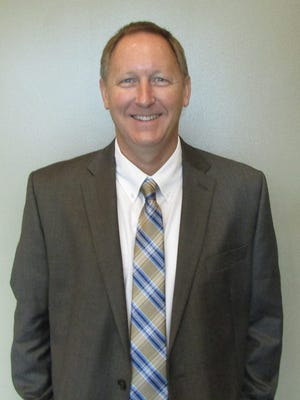 Scot Collins named Fairview's new city manager.