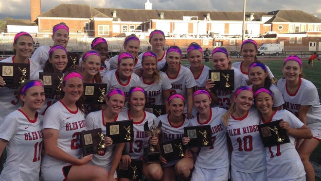 Glen Ridge won its fifth county title in the last seven years.