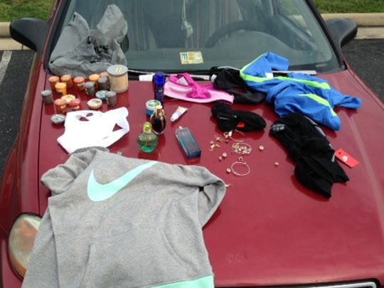 Last summer, Waynesboro police seized $686 in merchandise shoplifted by an Afton woman from Kohl's in Waynesboro. Charged with felony grand larceny, the woman pleaded guilty to a reduced misdemeanor charge of petty larceny and was given 15 days in jail.