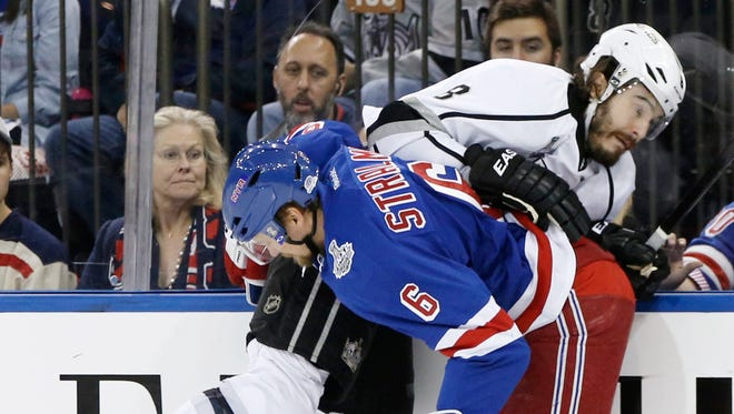 Rangers defenseman Anton Stralman raised his stock in the playoffs and will become an unrestricted free agent July 1.