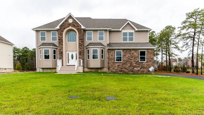 This home at 2 Emily Court is part of the new subdivision called Emily Estates in Monroe Township.
