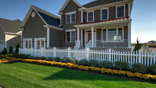 Springside at Robbinsville is a community of new single-family homes that Sharbell is building in Mercer County. For a limited time, the builder is offering incentives to buyers.