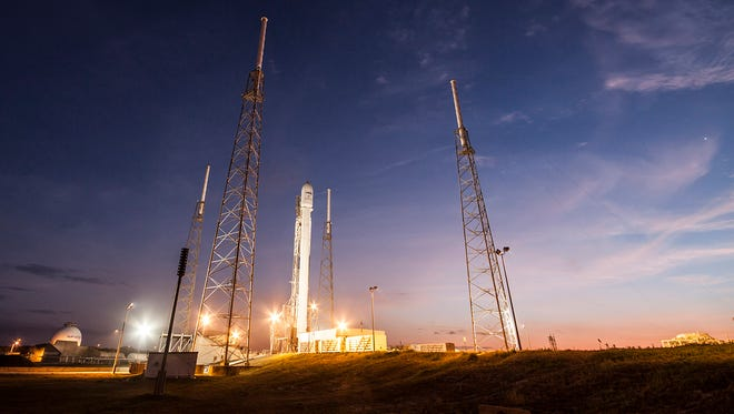 On March 1, 2015, a SpaceX Falcon 9 rocket launched a pair of satellites from Cape Canaveral for ABS and Eutelsat. A second pair is targeting launch at 10:29 a.m. Wednesday, June 15, 2016.