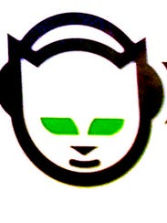 Napster made illegally downloading and sharing music