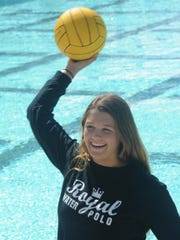 Sydney Hurst was part of two CIF title-winning teams