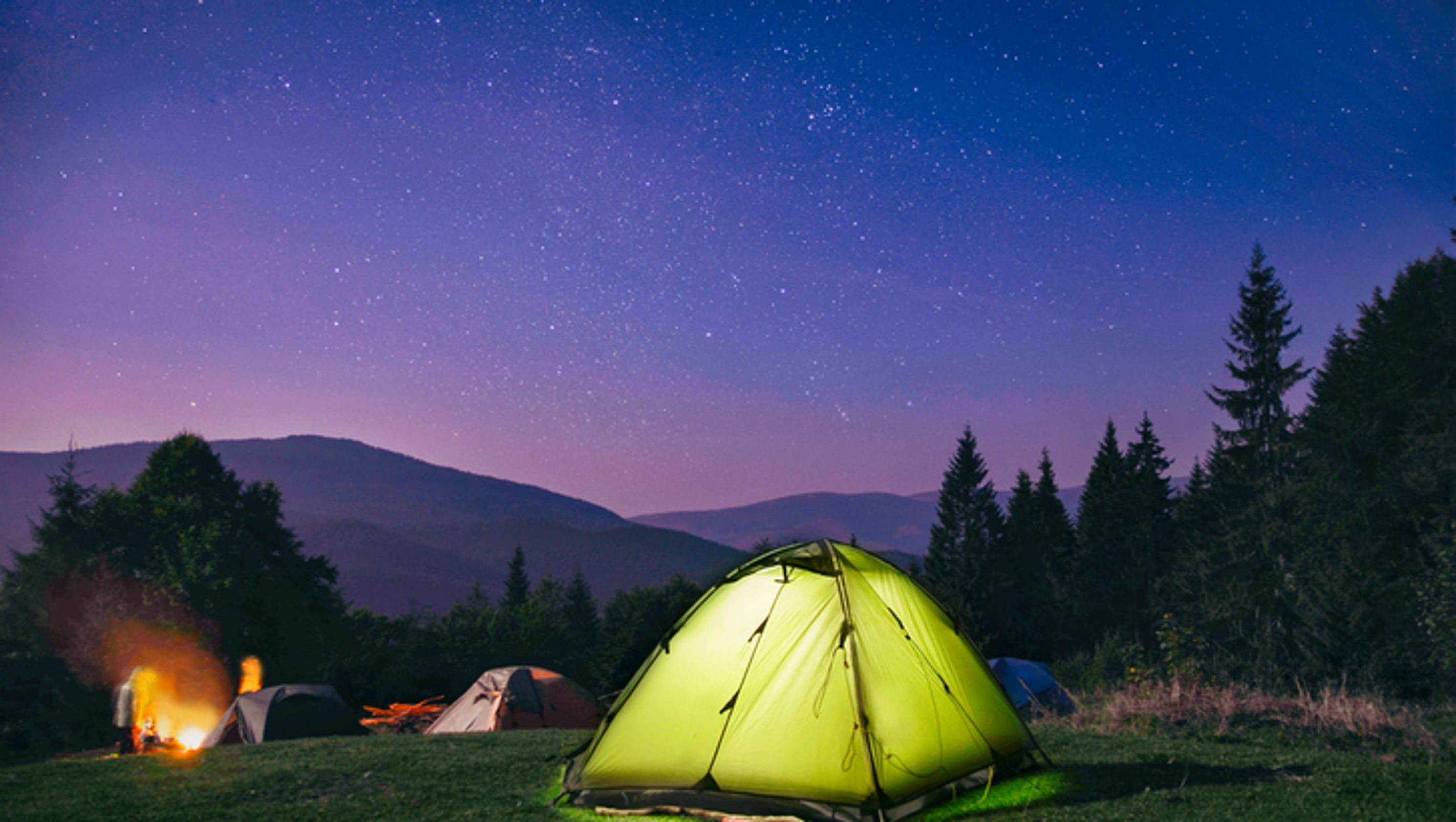 Starry Night Camping Sweepstakes