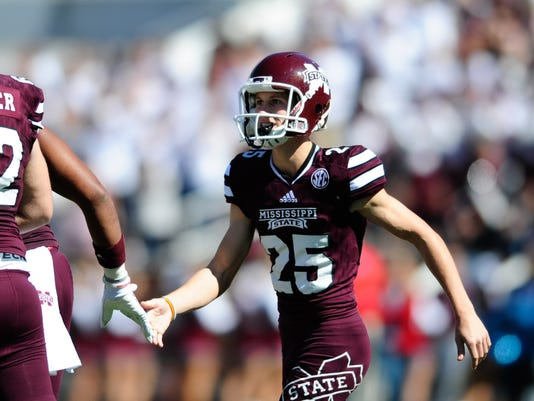 NCAA Football: Louisiana Tech at Mississippi State