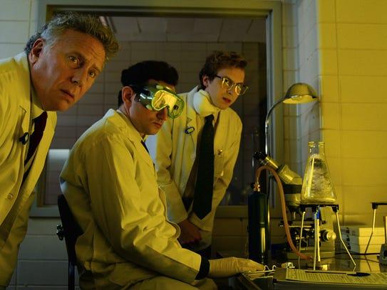 """Paul Reiser stars as Dr. Owens in a scene from Season 2 of the Netflix hit """"Stranger Things.''"""