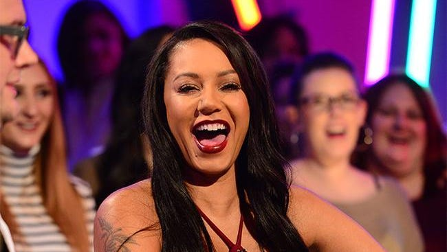 Mel B on Alan Carr's New Year Specstacular