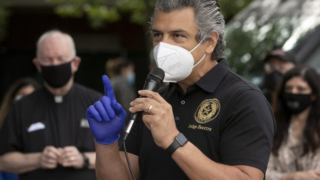 The Hays County Commissioners Court recently approved an agenda item sponsored by Hays County Judge Ruben Becerra that will provide financial relief for residents during the COVID-19 pandemic.
