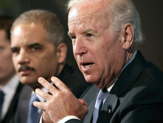 Holder and Biden