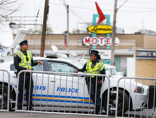 MLK50 Police