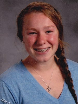 Theresa Richards, a junior at Oshkosh West High School, has received the Girl Scout Gold Award.