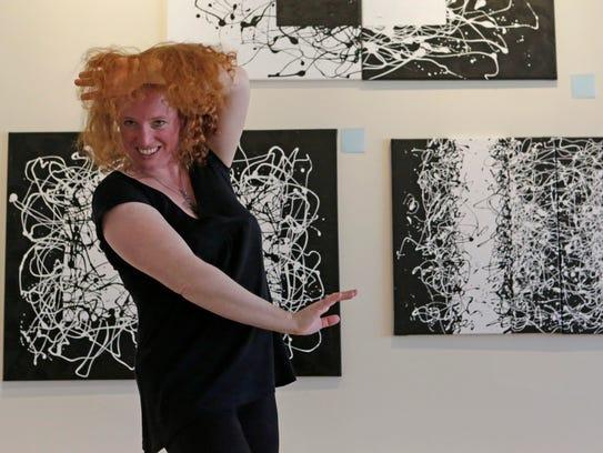 Anna Mayta is creating Mayta Fusion Dance in Poughkeepsie