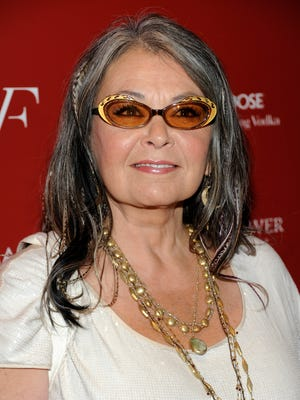 Actress Roseanne Barr revealed in an interview she is going blind from macular degeneration.