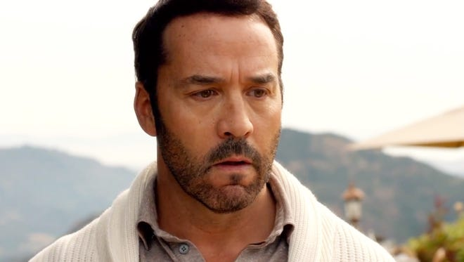 """Ari Gold (Jeremy Piven) in """"Ari Gold is Back"""""""