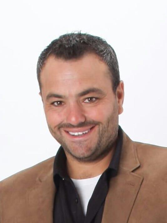 Toms River candidate Daniel Rodrick
