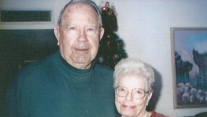 Dan and Ethel Beyhan will celebrate 63 years of marriage next week.