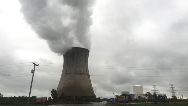 Ohio Gov. John Kasich said he can't see supporting a proposed financial rescue of Ohio's two nuclear plants that Akron-based FirstEnergy says is needed to keep the aging plants alive.