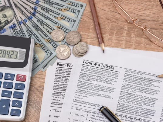5 biggest tax breaks for the selfemployed – W4 Worksheet Calculator