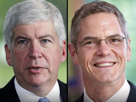 Governor candidates to debate