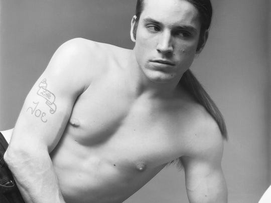 Joe Dallesandro, as photographed by Memphis' Jack Robinson.