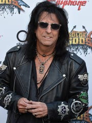 Stars with Arizona ties: Alice Cooper